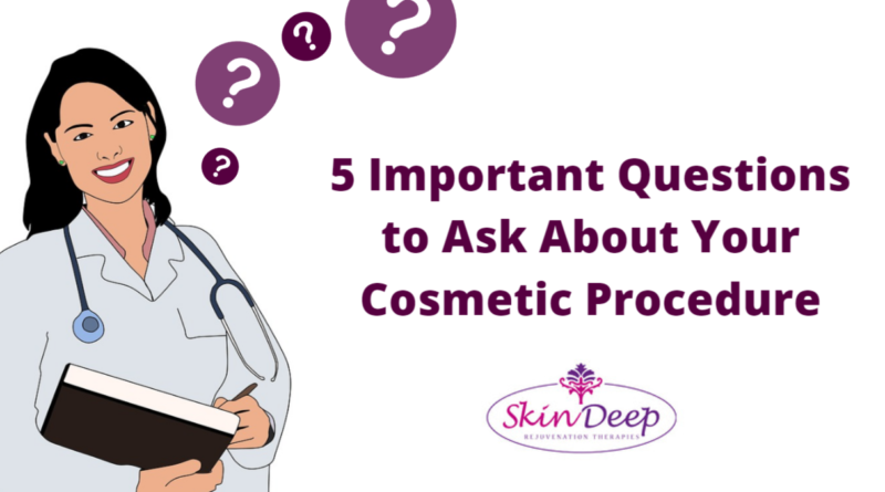 questions, cosmetic, procedure,